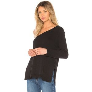 Jack by BB Dakota one shoulder sweater